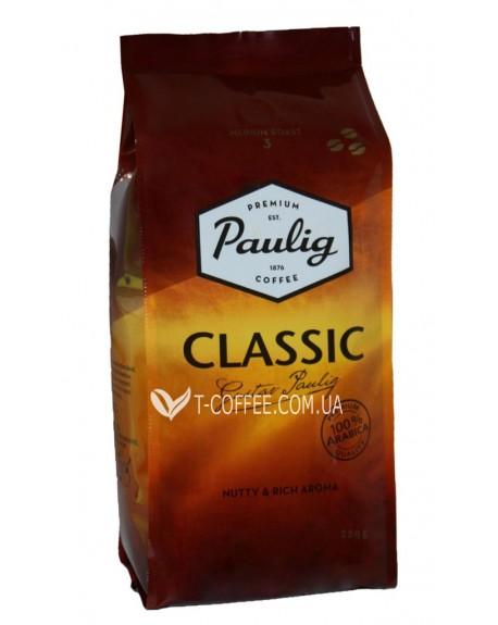 Кофе Paulig Classic зерновой 250 г (6411300158119)