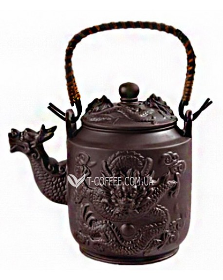 Чайник Император глиняный 800 мл