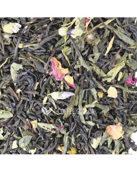2001 ночь купаж черного и зеленого чая Світ чаю