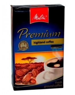 Кофе MELITTA Premium 100% Arabica молотый 250 г (4002720005736)