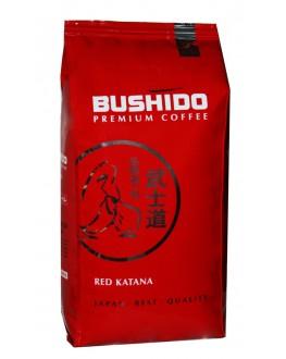 Кава BUSHIDO Red Katana зернова 1 кг (5060367340435)