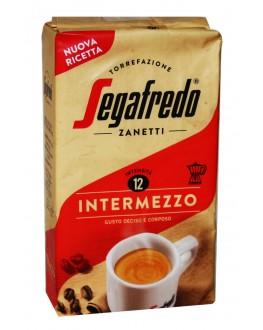 Кофе SEGAFREDO Intermezzo молотый 225 г (8003410344315)