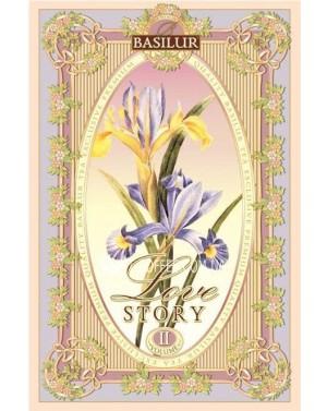 Чай BASILUR Love Story Том 2 - Любовная История 75 г к/п (4792252931800) изображение