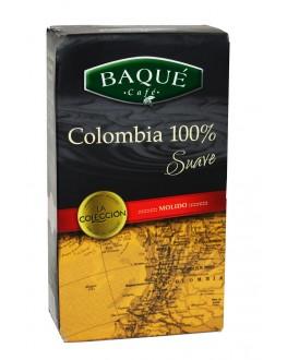 Кава CAFE BAQUE Colombia 100% Suave мелена 250 г (8410684954117)