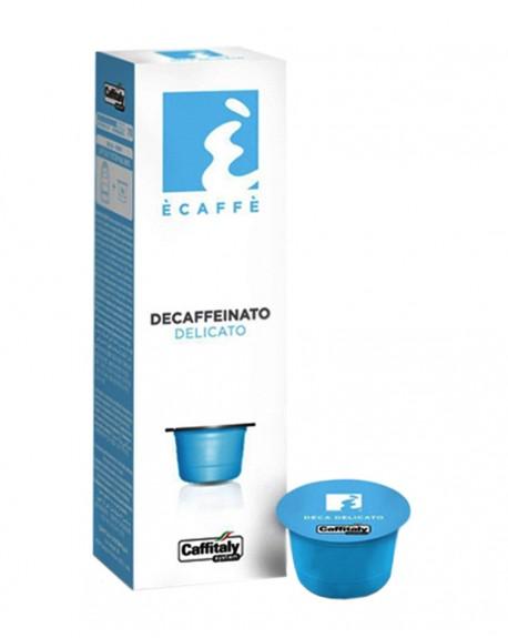 Кофе Ecaffe Delicato в капсулах 10 х 8 г