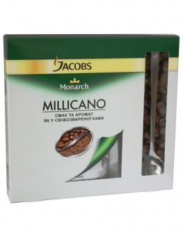 Кава JACOBS Monarch Millicano цільнозернова розчинна 60 г к/п
