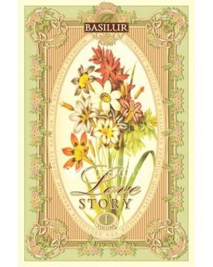 Чай BASILUR Love Story Том 1 - Любовная История 100 г ж/б (4792252917255)