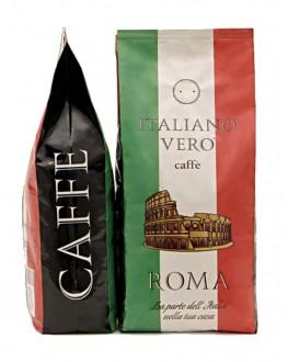 Кофе ITALIANO VERO Roma зерновой 1 кг