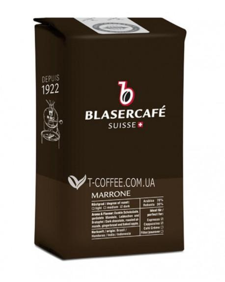 Кофе Blaser Cafe Marrone зерновой 250 г (7610443002054)