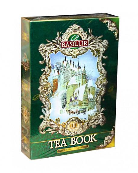 Чай BASILUR Winter Book Том 3 - Зимняя Книга 75 г к/п (4792252927513)