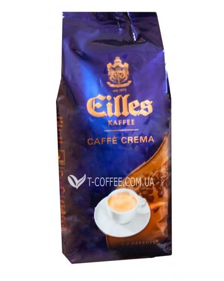 Кофе JJ DARBOVEN Eilles Gourmet Caffe Crema зерновой 1 кг (4006581020150)