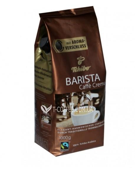 Кофе Tchibo Barista Caffee Crema зерновой 1 кг (4046234815948)