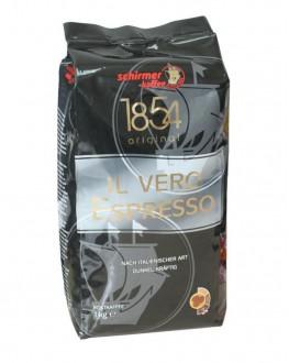 Кофе SCHIRMER IL VERO Espresso зерновой 1 кг (4007611070107)