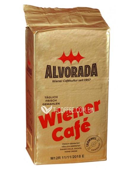Кофе ALVORADA Wiener Kaffee молотый 500 г (9002517121507)