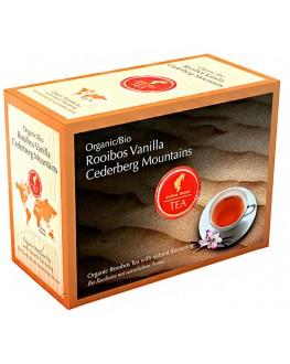Чай JULIUS MEINL Bio Rooibos Vanilla Cederberg Mountains Ванильный Ройбуш Горы Седерберга 20 x 3,5 г