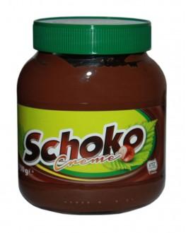 Шоколадна паста Schoko Creme 750 г ст. б. (5410291021847)
