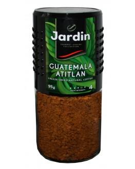 Кава JARDIN Guatemala Atitlan розчинна 95 г скл. б. (4823096803654)