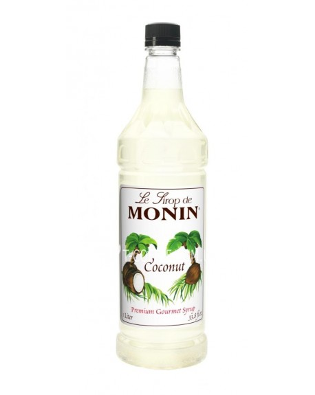 Сироп Monin Coconut Кокос 1 л (ПЭТ)