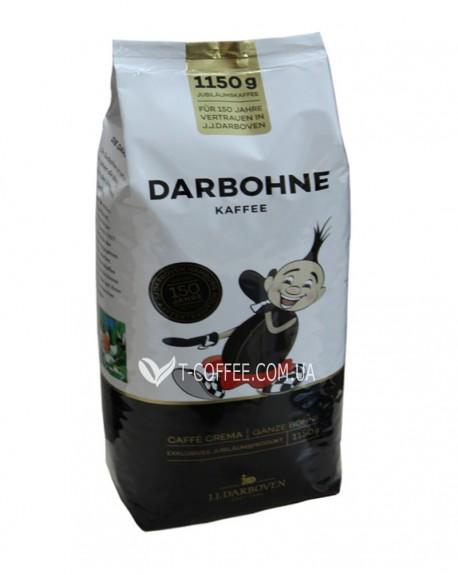 Кофе JJ DARBOVEN DARBOHNE KAFFEE Caffé Crema зерновой 1 кг (4006581101866)