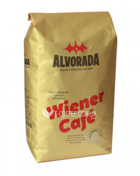 Кофе ALVORADA Wiener Kaffee зерновой 1 кг (9002517105101)