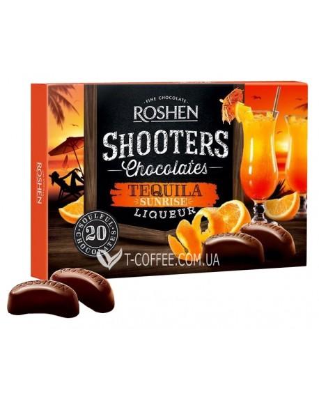 Конфеты Roshen  Shooters Tequila Текила Санрайз 150 г в коробке