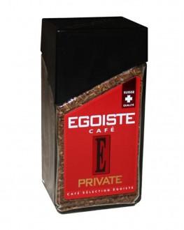 Кава EGOISTE Privat розчинна 100 г скл. б. (7610121710509)