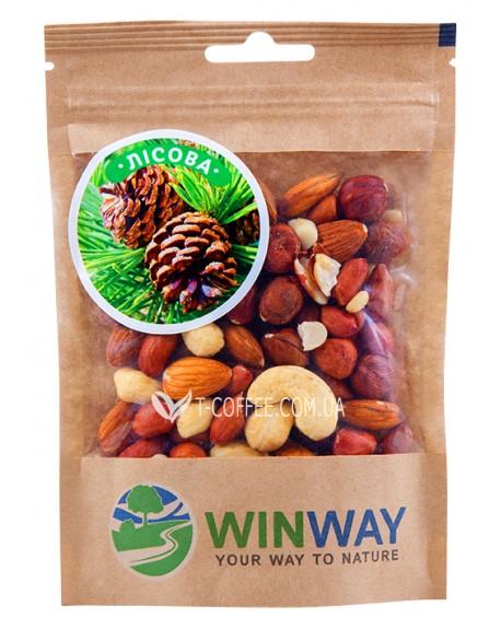 Ореховая смесь WINWAY Лесная 100 г (4821912900150)