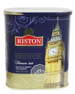 Чай RISTON English Elite Элитный Английский 100 г ж/б (4792156013947)