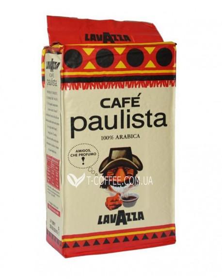 Кофе Lavazza Cafe Paulista молотый 250 г