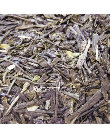 Сенча Премиум зеленый элитный чай Країна Чаювання 100 г ф/п
