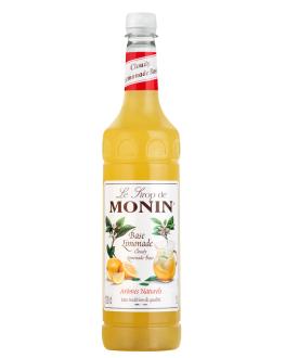 Сироп MONIN Base Limonade Клауді Лимонад 1 л ПЕТ