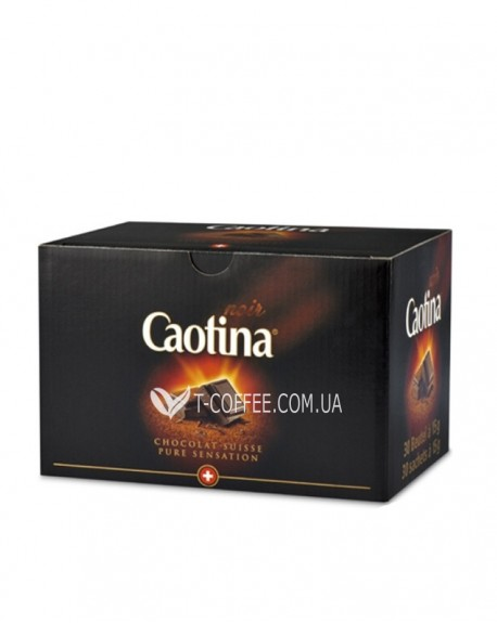 Горячий шоколад Caotina Noir 30 х 15 г (7612100018125)