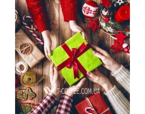 Новогодние подарки — уже в каталоге T-COFFEE!