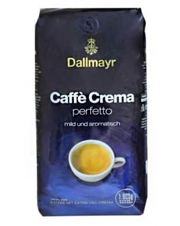 Кофе DALLMAYR Caffè Crema Perfetto зерновой 1 кг (4008167040101)