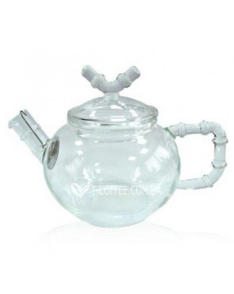 Чайник стеклянный Водопад термо 900 мл