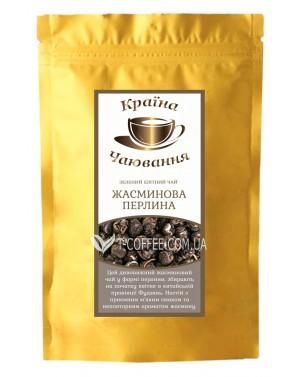 Жемчужина Дракона зеленый элитный чай Країна Чаювання 100 г ф/п