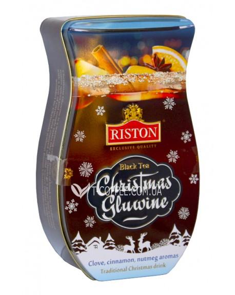 Чай Riston Christmas Gluwine Рождественский Глинтвейн 100 г ж/б