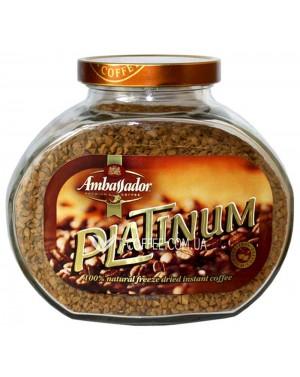 Кофе Ambassador Platinum растворимый дизайн фото