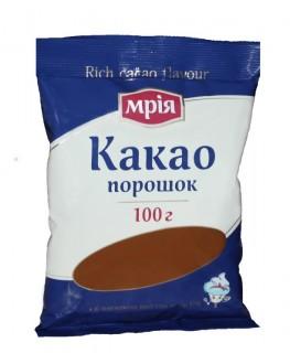 Какао МРІЯ порошок 11% 100 г (4820154830256)