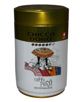Кава CHICCO D'ORO Peru зернова 250 г ж/б (7610899123082)