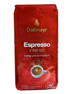 Кофе DALLMAYR Espresso Intenso зерновой 1 кг (4008167040309)