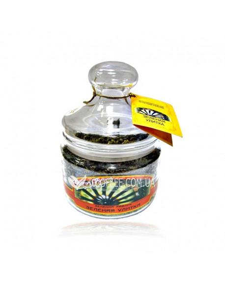 Зеленая Улитка зеленый классический чай Чайна Країна 150 г ст. б.