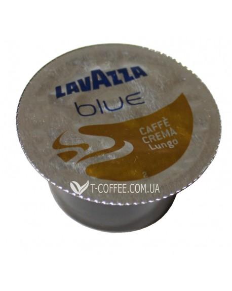 Кофе Lavazza Blue Caffe Crema Lungo в капсулах 100 х 8 г