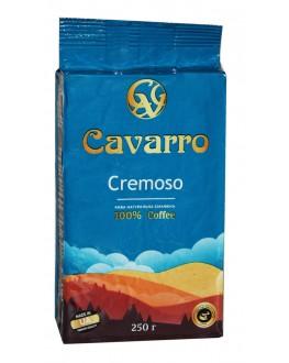 Кава CAVARRO Cremoso мелена 250 г (4820235750084)