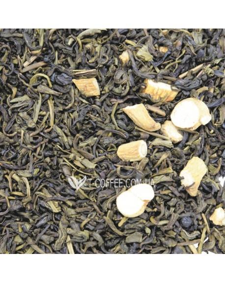 Секрет Долголетия зеленый ароматизорованный чай Світ чаю