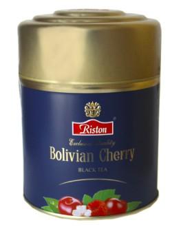 Чай RISTON Bolivian Cherry Боливийская Вишня 80 г ж/б
