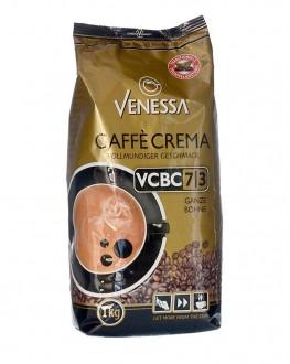 Кофе VENESSA Caffe Crema зерновой 1 кг