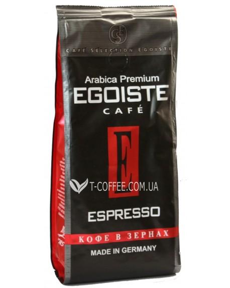 Кофе Egoiste Espresso зерновой 250 г (4260283250158)