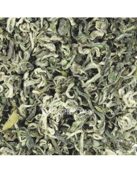 Лазурная Россыпь зеленый элитный чай Світ чаю