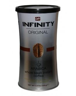 Кава INFINITI Original Arabica цільнозернова розчинна 100 г ж/б (4260283250578)